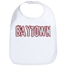 BAYTOWN (distressed) Bib