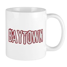 BAYTOWN (distressed) Mug