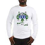 Kyd Family Crest Long Sleeve T-Shirt
