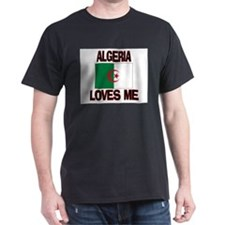 Algeria Loves Me T-Shirt