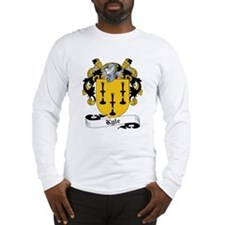 Kyle Family Crest Long Sleeve T-Shirt
