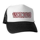 ESCONDIDO (distressed) Trucker Hat