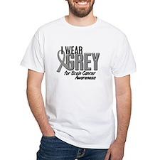 I Wear Grey For Awareness 10 Shirt