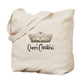 Queen Christina Tote Bag