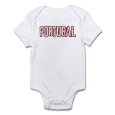 PORTUGAL (distressed) Infant Bodysuit