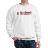 ST BARTHELEMY (distressed) Sweatshirt