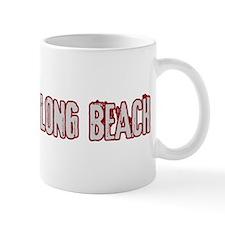 LONG BEACH (distressed) Mug