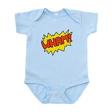 'Wham!' Infant Bodysuit