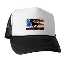 Real American Horsepower Trucker Hat