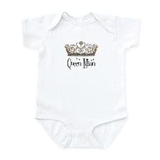 Queen Lillian Infant Bodysuit