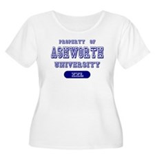 Property of Ashworth University T-Shirt