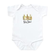 King David Infant Bodysuit