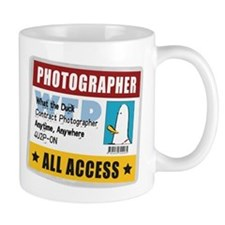 WTD: Credentials Mug