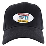 WTD: Credentials Black Cap