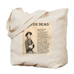 General Custer Tote Bag