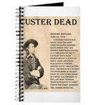 General Custer Journal