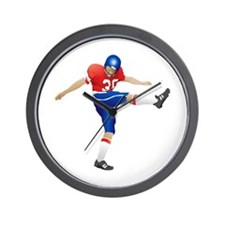 Football Gifts Wall Clock