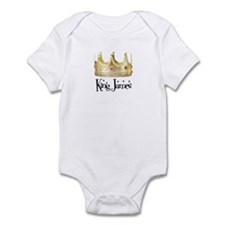 King James Infant Bodysuit