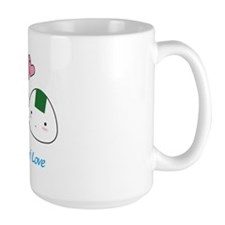 Onigiri Love Mug