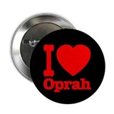"I Love Oprah 2.25"" Button (10 pack)"