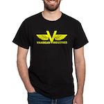 Vintage Vandelay Logo Dark T-Shirt