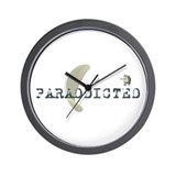 Paraddicted Wall Clock