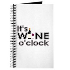 It's Wine O'Clock Journal