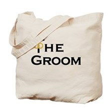 Christian Groom Tote Bag