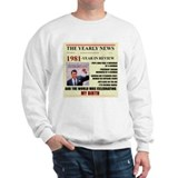 born in 1981 birthday gift Sweatshirt