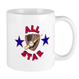 Baseball All Star Coffee Mug