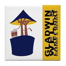 Gladwin Wells Tile Coaster