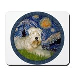 Starry / Wheaten (#1W) Mousepad