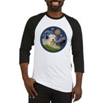 Starry / Wheaten (#1W) Baseball Jersey