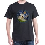 Starry / Wheaten (#1W) Dark T-Shirt