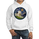 Starry / Wheaten (#1W) Hooded Sweatshirt