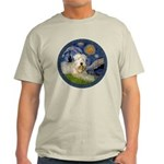 Starry / Wheaten (#1W) Light T-Shirt