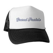 Grand Prairie (blue) Cap