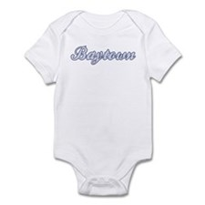 Baytown (blue) Infant Bodysuit