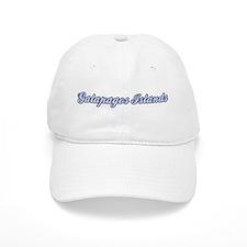 Galapagos Islands (blue) Baseball Cap