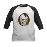Mohawk Skull Tee