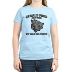 gerald ford eaten by wolves Women's Light T-Shirt