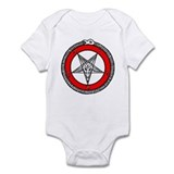 Baphomet Onesie