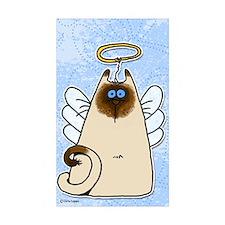 holy kitty Rectangle Sticker 50 pk)