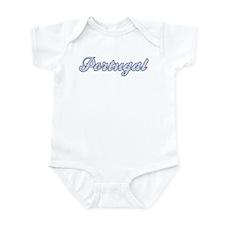 Portugal (blue) Infant Bodysuit