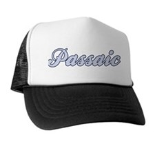 Passaic (blue) Trucker Hat