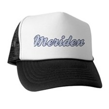 Meriden (blue) Trucker Hat