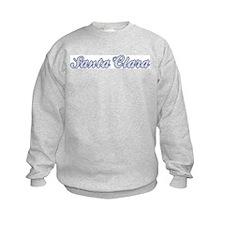Santa Clara (blue) Sweatshirt