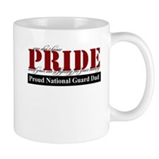 Unique National guard dad Mug