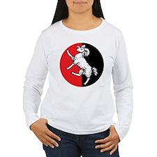 Gleann Abhann Populace Women's Long Sleeve T-Shirt