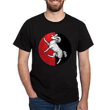 Gleann Abhann Populace Dark T-Shirt